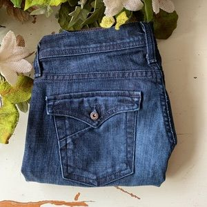 James Jeans ::  Tom pacific flap dry aged denim